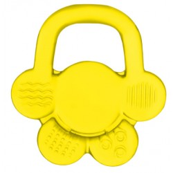 Kousátko gelové Baby Ono - Žluté
