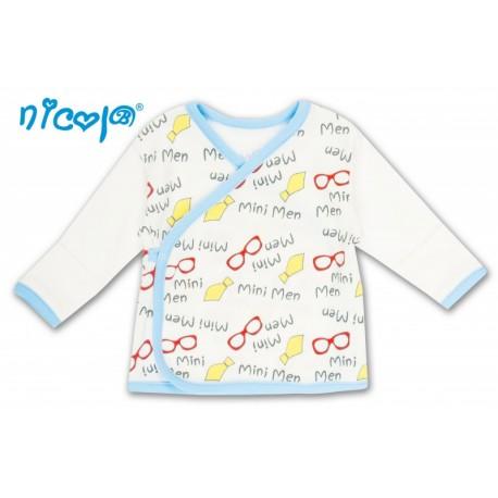 Novorozenecká košilka MINI MEN
