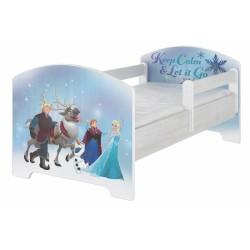 Dětská postel Disney - Frozen
