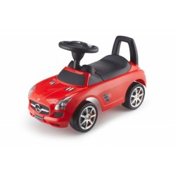 Jezdítko, odrážedlo Mercedes-Benz  - červené