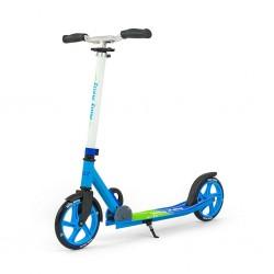 Dětská koloběžka Milly Mally BUZZ Scooter blue, Modrá