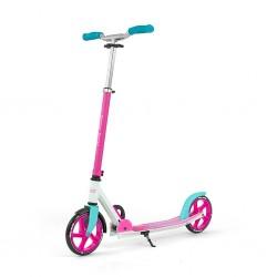 Dětská koloběžka Milly Mally BUZZ Scooter pink, Růžová