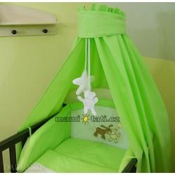 Luxusní 5D set CL - Oslík zelený