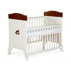 Dětská postel CASTELLO spouštěcí bok