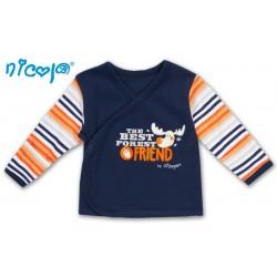 Novorozenecká košilka - Losík