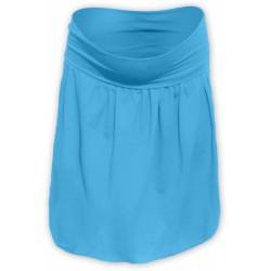 Balónová sukně - tyrkys sv.