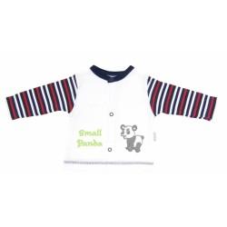 Bavlněná košilka Mamatti - Panda
