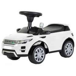 Jezdítko, odrážedlo Range rover  - bílé
