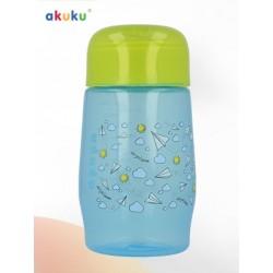 Plastová lahvička AKUKU - modrá