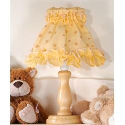 Noční lampička - Kytička pomeranč