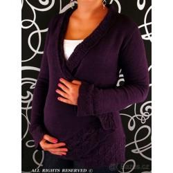Těhotenský svetřík - UNI