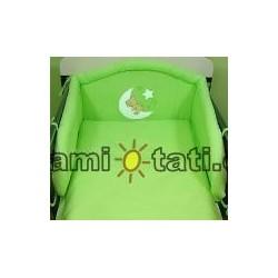 Spací vak Lux Darland  Měsíček zelený
