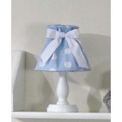 Noční lampička - retro modré
