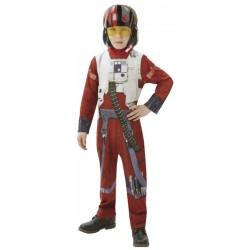 Karnevalový kostým STAR WARS Epizoda 7 X-Wing Fighter Pilot -...