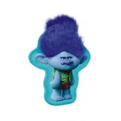 Tvarovaný polštářek Trollové Branch