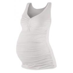 Těhotenský topík JOLANA - smetanová