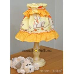 Noční lampička - Kamarádi v pomeranči