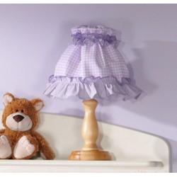 Noční lampička - Snílek fialový
