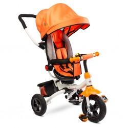 Dětská tříkolka Toyz WROOM orange 2019, Oranžová