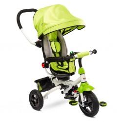 Dětská tříkolka Toyz WROOM green 2019, Zelená