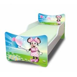 Dětská postel Myška s balónkem