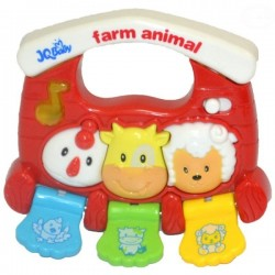 Interaktivní hračka s melodii - MALÁ FARMA
