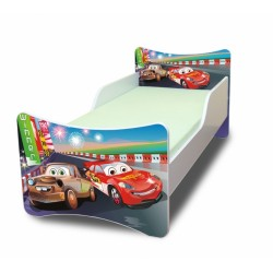 Dětská postel Auta 2