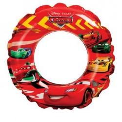 Nafukovací kruh CARS - Auta, 51 cm