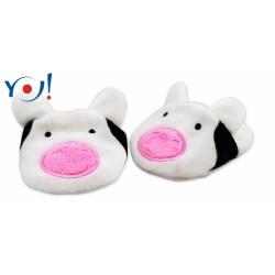 Botičky/capáčky YO! Zvířátka - Kravička