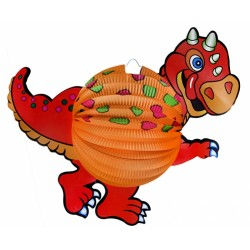 Lampion dinosaurus, 25 cm