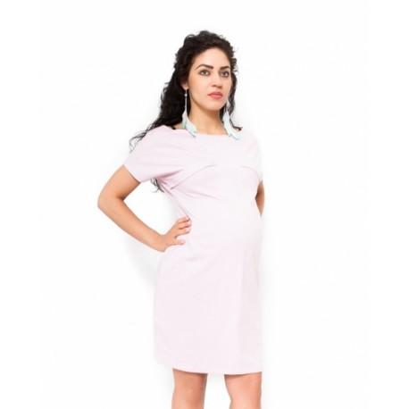 Těhotenské a kojící šaty Gizela