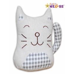 Mazlík, polštářek Kočička - malá