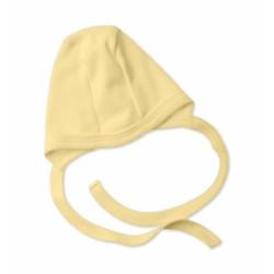 Čepička Mamatti  - krémově žlutá