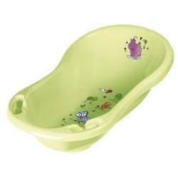 Dětská vanička Hippo 84 cm - Limetka