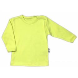 Bavlněná košilka - zelená