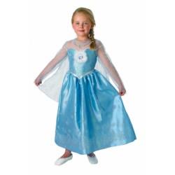 Karnevalový kostým FROZEN - Ledové království ELSA DELUXE, 7-...