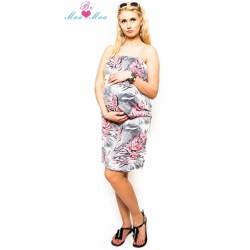 Těhotenské šaty Be MaaMaa - MONET