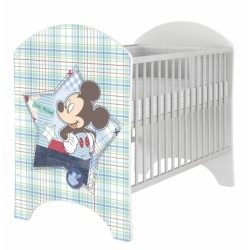 Dětská postýlka Disney Mickey 120x60cm