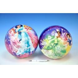 Míč Princezny/Disney průměr 23cm