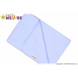 Deka/dečka polar FEEL Baby Nellys ® - modrá