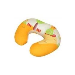 Kojící polštář - Šnek pomeranč