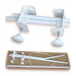 Konstrukce - držák nebes/moskytiery