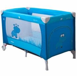 Cestovní postýlka SAMBA Coto Baby - modrá