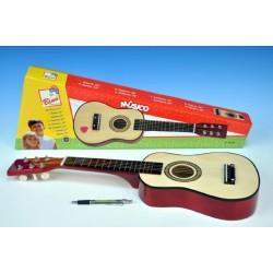 Kytara dřevo/kov 57cm v krabici