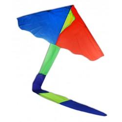 Drak létající nylonový 115 x 50cm