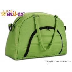 Taška na kočárek Baby Nellys ® ADELA LUX - zelená