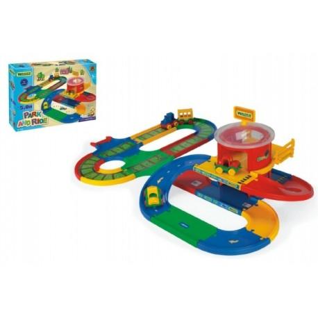 Kid Cars přestupní stanice 5m v krabici 12m+ Wader