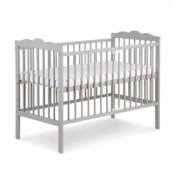 Postýlka Radek III 120x60 - barva šedá