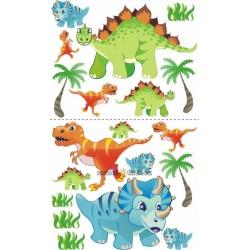 Nástěnná dekorace Dino