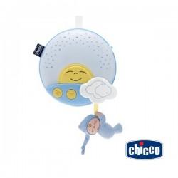 Chicco Projektor do postýlky s melodií - Sluníčko